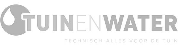 Witte flexibele sproeileiding 20 mm - rol 50m  AANBIEDING van DVC