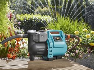 pompen tuin en water