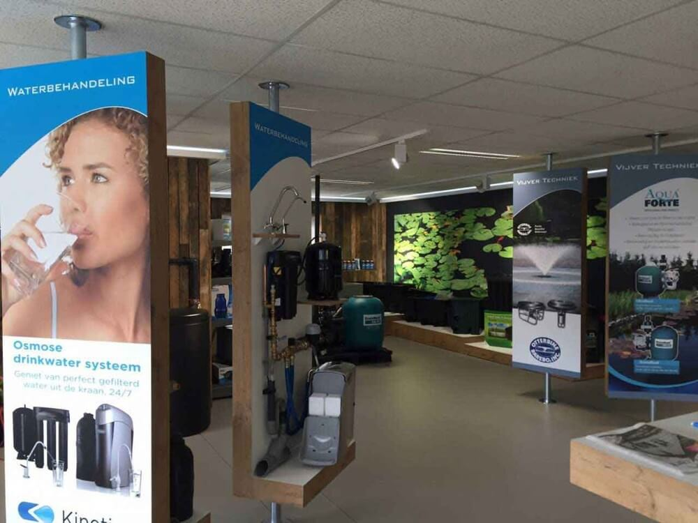 showroom dvc in dussen